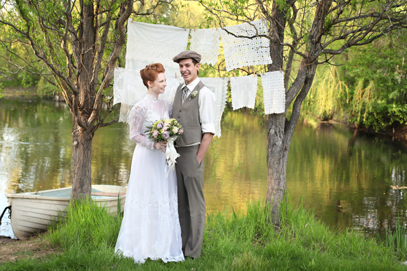Anne Of Green Gables Inspired Wedding Shoot Jessica Zais Photography