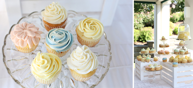 Kelowna cupcakes and wedding cakes.