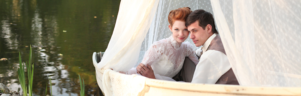 Anne of Green Gables Wedding Shoot