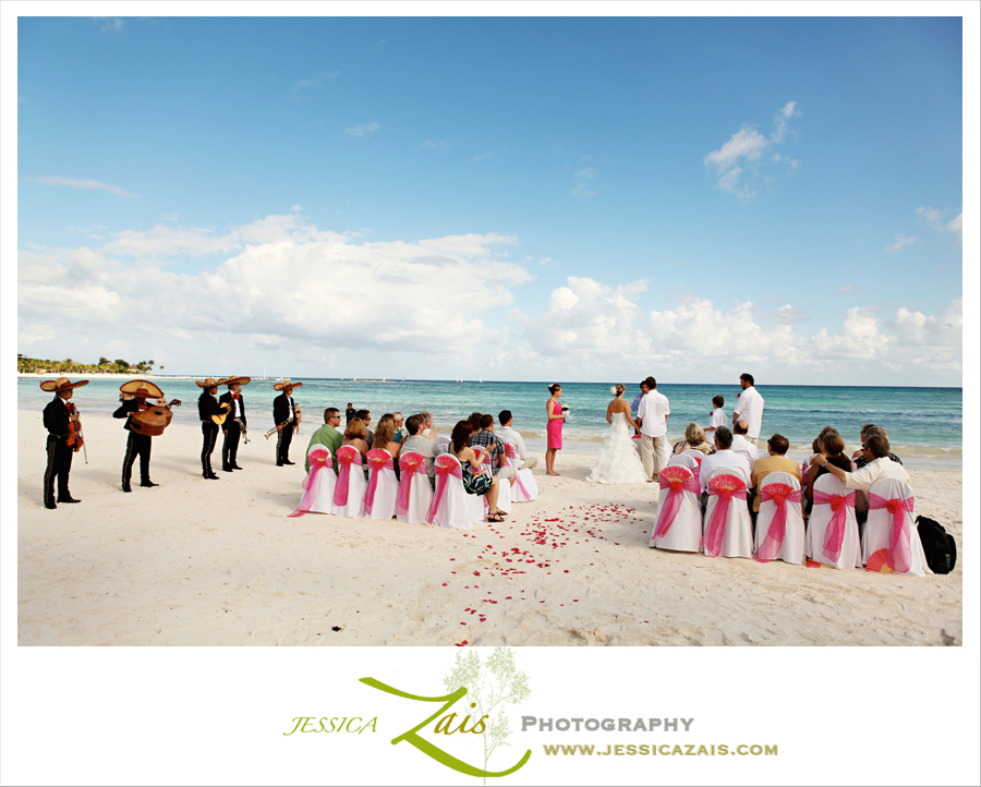 Barcelo Mayan Riviera Wedding Destination Photographer Jessica